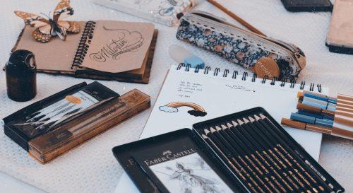 kantoor en creatief