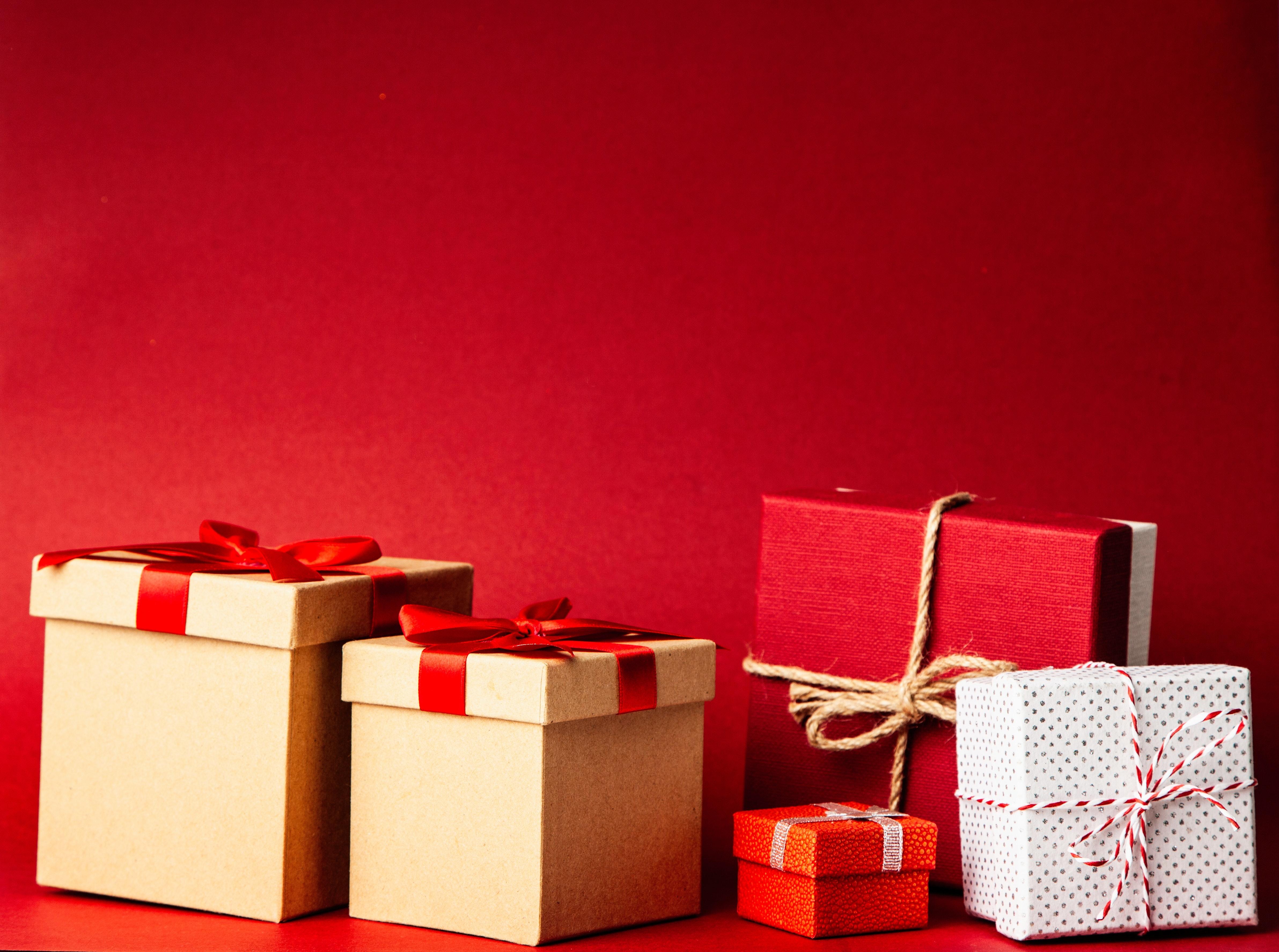 Kerstpakketten voor dames